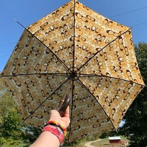 COACH Vintage Walking Umbrella Parasol